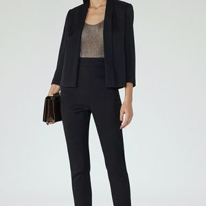 Reiss Night Navy 3/4 Blazer